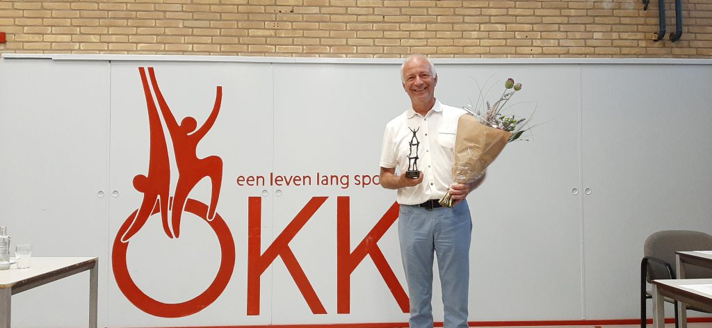 Johan van dam voor OKK logo